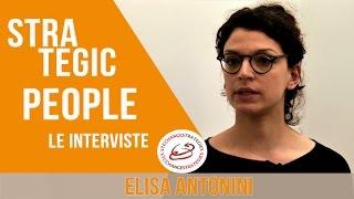 Elisa Antonini - Intervista partecipanti corso Arte di comunicare in pubblico al telefono e via email
