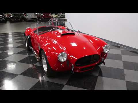 Video of Classic 1967 Shelby Cobra Offered by Streetside Classics - Charlotte - MZEF