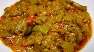 तोरी की साधारण सी सब्ज़ी खाने में बेहद स्वाद और बनाने में बहुत ही आसान |Tori ki Sabzi recipe