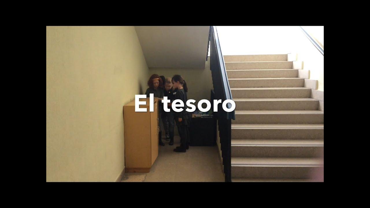 Cine para niños - El tesoro - Kids Work - Pequeños Cineastas - Kids In Black