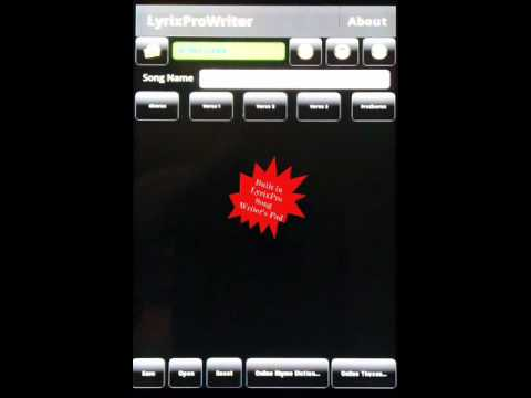 FreeStyle Recorder HDA Plus for Android and BlackBerry PlayBook