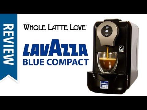 Review: Lavazza BLUE Compact 910 Single Serve Espresso