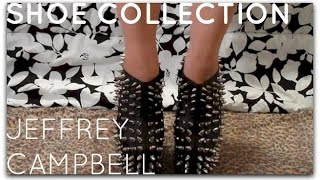 HUGE JEFFREY CAMPBELL SHOE COLLECTION