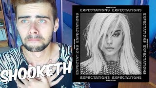 BEBE REXHA - EXPECTATIONS ALBUM |REACTION|