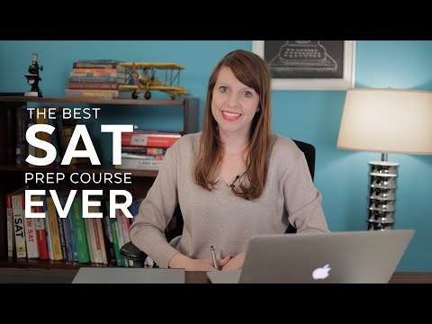 The Best SAT® Prep Course Ever! LAUNCHES MONDAY NOV 19th ...