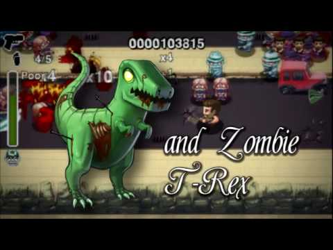 Aussie Studio Brings Zombies, Rockets To PlayStation Minis