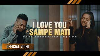 Download lagu Audina Latuharhary Ft Eldhy Victor I Love You Sampe Mati Mp3