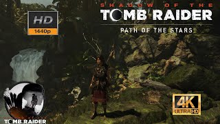 Shadow Of The Tomb Raider walkthrough gameplay jungle mission HD PC