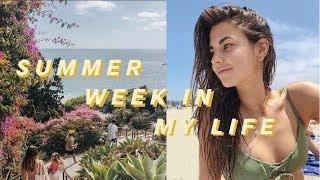 Summer Week In My Life   Vlog