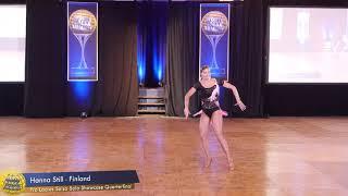 WSS19 - Professional Ladies Salsa Solo Showcase Quarterfinal #2