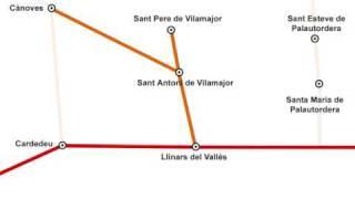 preview picture of video 'Sant Pere de Vilamajor - Connexions (Montseny)'
