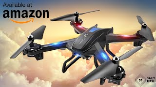 SNAPTAIN S5C WiFi FPV Drone – 720 HD Camera Drone Quadcopter – Introducing SNAPTAIN S5C!