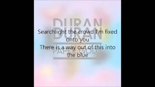 Duran Duran - Pressure Off (Lyrics)