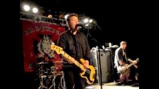 Dropkick Murphys - Fightstarter Karaoke @ Brighton Music Hall in Boston, MA (3/18/12)