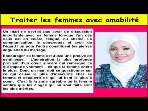 Comment rencontrer une femme islam