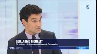 Mouvement de grève - Loi Santé - Editions régionales France 3 Alpes