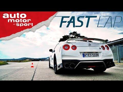 Nissan GT-R Track Edition: Kann der Veteran noch punkten? - Fast Lap | auto motor und sport