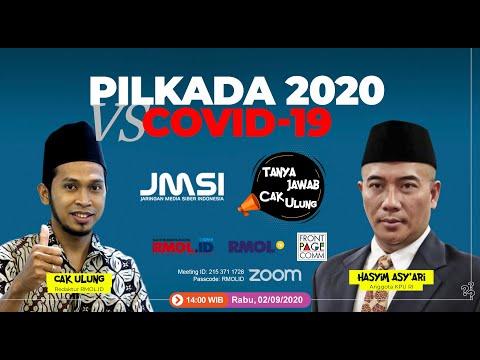 Pilkada 2020 VS Covid 19