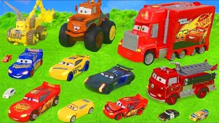 Disney Cars Toys - Lightning McQueen toy cars - car toys for kids