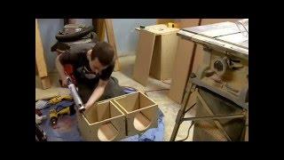 building a ported subwoofer enclosure