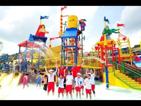 First LEGOLAND® Water Park Opens In Malaysia <span>9:44</span>