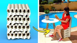 AWESOME RECYCLING IDEAS FOR YOUR HOME DECOR