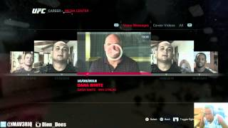 UFC - UFC Career Mode Ep.15 - IN THE BIG LEAGUES - UFC Fights 2014