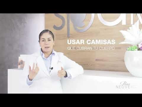 "Content Video ""Quemaduras"" Peau Neuve"