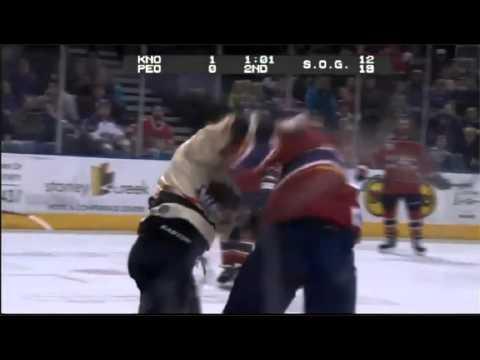 Cody Dion vs. Dennis Sicard