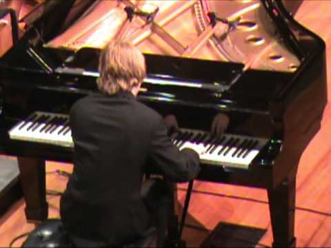 Tylar featured as the soloist playing the first movement of the Grieg Piano Concerto in A Minor with the SDSU Symphony.