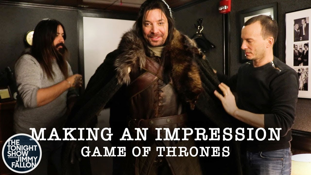 Making an Impression: Game of Thrones - Hair, Makeup and Wardrobe Pt. 2 thumbnail