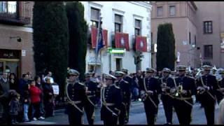preview picture of video 'semana santa alcala de henares , cristo de la esperanza y el trabajo ( 31-03-2010 ).mp4'