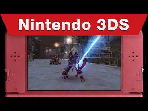 Nintendo 3DS - Xenoblade Chronicles 3D Trailer thumbnail