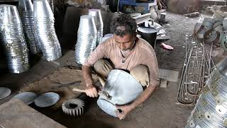 How Metal Bucket are Made Complete Process