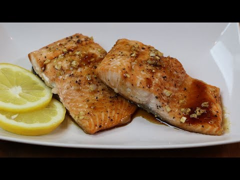 Maple Salmon Recipe – How to Make the Best Salmon