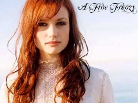 A Fine Frenzy (Alison Sudol) Biography
