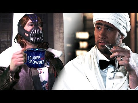steven crowder a conservative comedian at louderwithcrowder com has