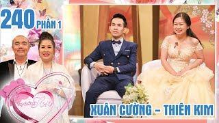 Té ghế với cô vợ có sở thích xem chồng như GIẺ LAU MIỆNG | Xuân Trường - Thiên Kim | VCS #240