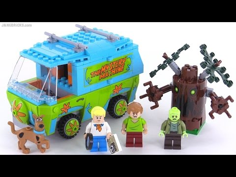 LEGO® Scooby-Doo!™ Таинственный фургон 75902