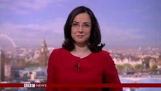 World News Today - BBC News Channel + BBC World News Aug 13