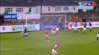 Arsenal Ladies 1-0 Everton Ladies | The FA WSL Official Highlights - 18-08-11