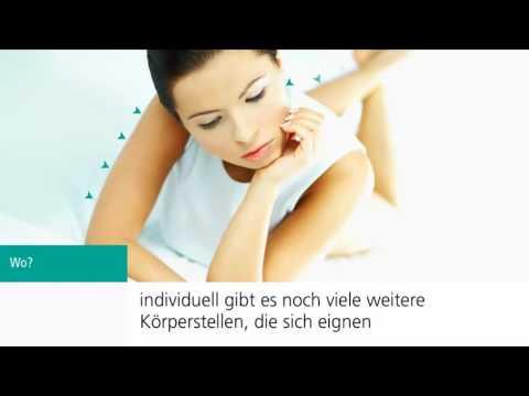 Video das Training für das Verbrennen des Fettes auf dem Gebiet des Bauches