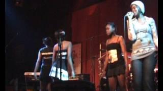 Christi Warner - One on One - Live in Windhoek Namibia