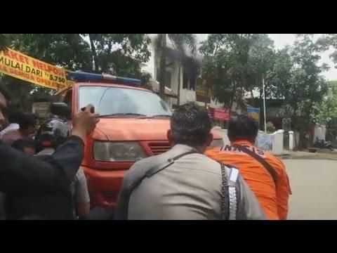 Breaking News! Ledakan di Cicendo Bandung, Satu dari 2 Pelaku Berhasil Dilumpuhkan