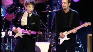 E  Clapton B  Dylan   Crossroads   Benefit Live 1999