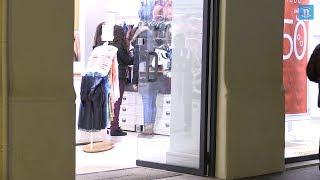 Sorprenden a un joven que había robado un tanga, una chaqueta y un reloj en Ordoño II