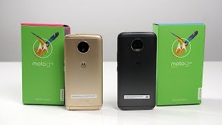 Special Edition: Moto G5s & G5s Plus Unboxing (Deutsch)   SwagTab