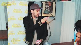 Dynamo surprises seriously ill children at Rays of Sunshine