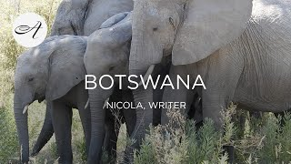 My travels in Botswana, 2018