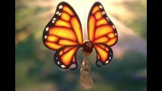 Caterpillar Butterfly Trim